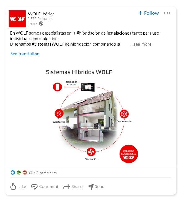 marnie-casos-de-exito-wolf-espacios-sostenibles-linkedin-sistemas-wolf WOLF - Espacios Sostenibles
